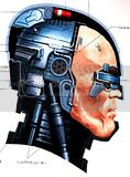 RoboCop's head
